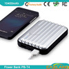 10400mah cell phone charger of china supplier power bank portable charge/ power bank with flashlight and dual output