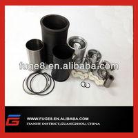 engine cylinder liner kits 4D94 4D95 4D105-1 4D120 4D130 S6D95-5