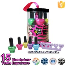 Free Samples 2015 New Style Multi Color Hot Sale Nail Polish For Kid