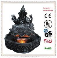 Indian God decoration Indian God indoor fountain