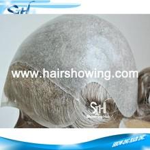 Thin Skin Full Cap wig For Men