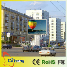 P8 outdoor LED screen module SMD digital wall clock in Guangzhou