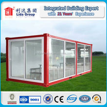 Weifang Henglida Low cost living prefabricated container house office dormitory