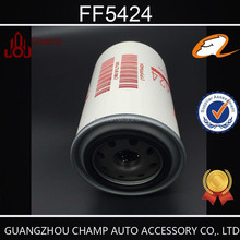 Wholesale auto engine fuel system bosch oil filter FF5424 Guangzhou production