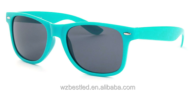 best sale plastic cheap sunglasses for man and women made