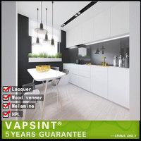 Wholesale high gloss prefab kitchen cabinet