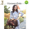 High grade Pet Carriers Outdoor Dog portable folding bag Cat Carrying bag Free shipping