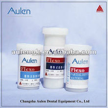 Good quality and best price Flexible Denture Material for dental laboratory / Polyamide polymer material