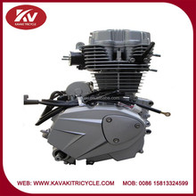 Powerful made in China air-cooled 4-stroke 200cc diesel motorcycle engine