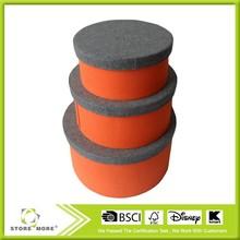 3/set Factory Wholesale Toy Storage Box