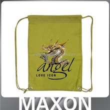 China factory offer beautiful polyester shopping tote bags for children