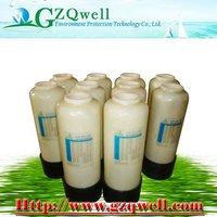 household frp carbon filtration vessel for bottle water system