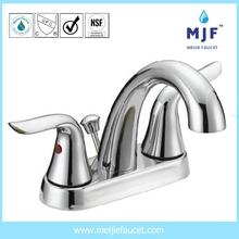 CUPC UPC CSA Ceramic Two Handle Lavatory Faucet CP/BN/ORB Finishing (4101-0471)