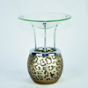Guangdong christmas decoration glass candle holder lamp of candle warmers