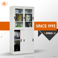 High Quality and Best Price of Steel Cabinet Sliding Door Mechanism/Heavy Duty Cabinet