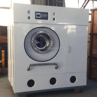 FORQU full auto commercial hydrocarbon laundry dry cleaning machines for sale