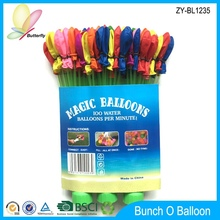 Hot sale fast fill 100 Balloons Per Minute magic water bunch O balloon