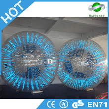 Best price!!!inflatable body zorbing ball for kids,aqua light zorbing ball,light zorb balls for christmas