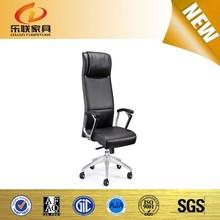 guangdong boss high-tech acrylic lucite swivel office chair