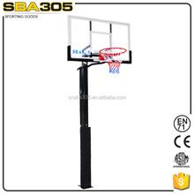 official standard height adjustable basketball equipment