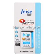 LEISE V970 Li-ion Polymer Phone Battery Applicable with ZTE U970/U930/V970/U795/V889M/U880F/N880F/N881E/U880F1/V889F