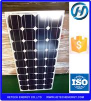 Energy Saving Mono 80W solar panel photovoltaic suntech solar panel