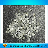 White HPHT CVD Synthetic Diamond Fine Jewelry