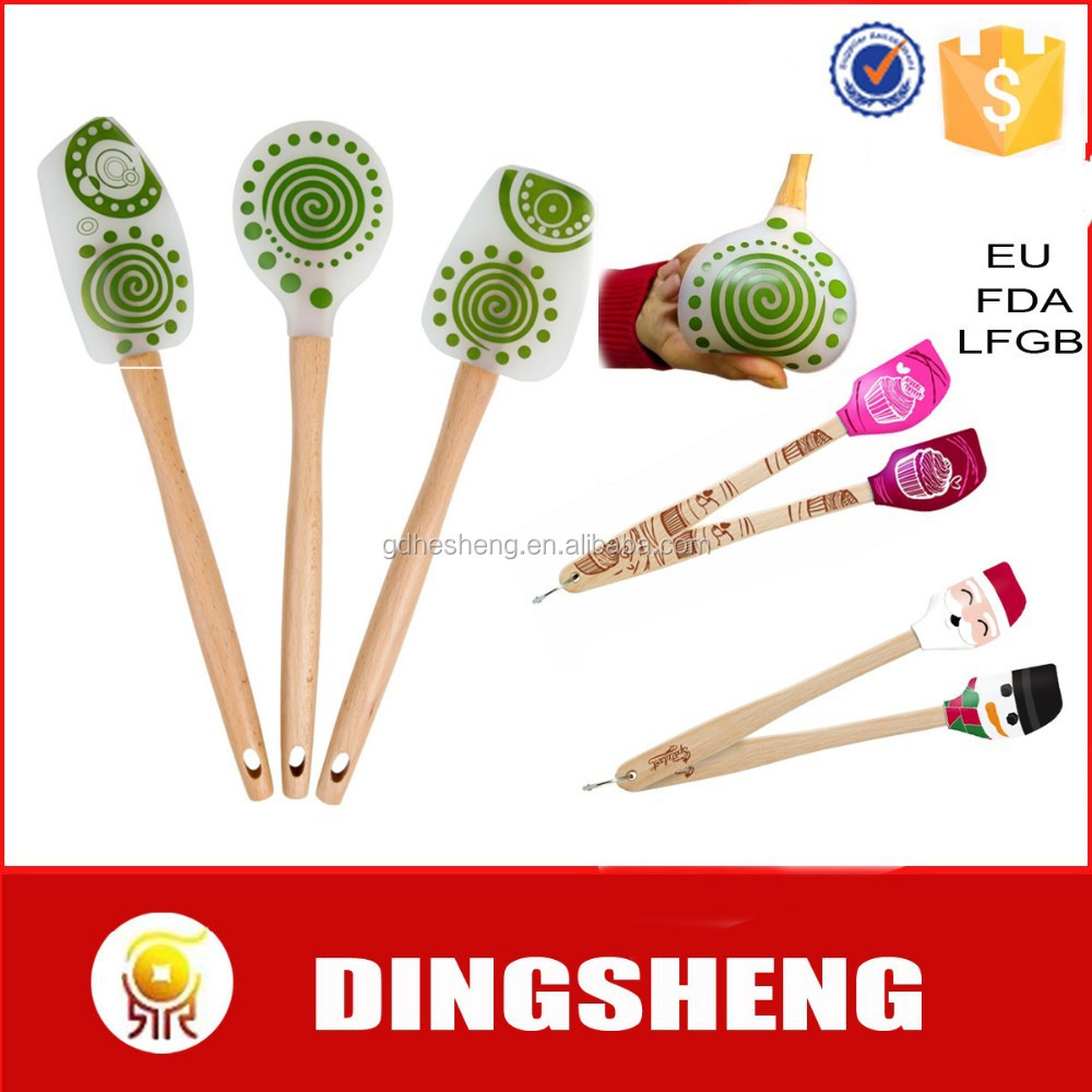 2015 High Standard Best Selling Silicone Kitchen Gadgets