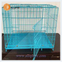 Alliph Brand welded wire mesh large dog cage