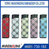 wholesale wrap paper cheap price plastic lighter, refillable gas lighter with picture