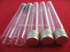 Boro3.3 tubo de ensaio de vidro com screw stopper