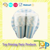 Supermarket Hot Sale Party Decoration Sets Disposable Paper Dinnerware