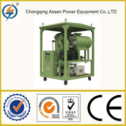 Ce iso approval transformer oil dehydration
