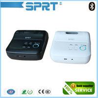 Battery powered portable thermal printer label pos anajet printer