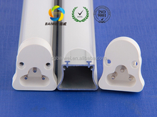Integrate fixture 85-265v 2ft/3ft/4ft T5 tube housing with CE and Rohs/ G5 led Fluorescent tube light shell