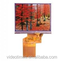 """3.5"""" tft LCD panel 3.5inch tft QVGA with Resolution 320xRGBx240 TFT lcd display module with touch screen"""