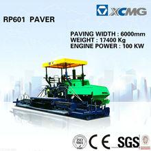 Mechanical Paver RP601(Paving width: 6000mm,Engine power: 100kw) of asphalt paver