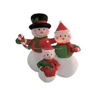 Inflatable Snowman / Christmas Decoration