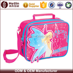 420D Polyester Fabric Insulated Fitness Cooler Bag