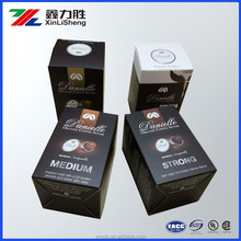 Custom design Coffee Packing Paper boxes printing ; sell pack paper boxes colorful printing for Coffee/Tea from Xiamen Factory