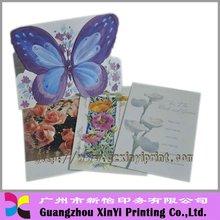 packaging card printing