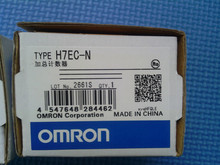 New original authentic OMRON / OMRON counter H7EC-N a compensable