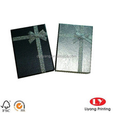 high end Birthday Fashion Paper Gift Box with custom design with GSG certification