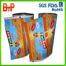 printed dried fruit packing roll