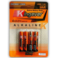 batteries 1.5v aa aaa dry alkaline carbon battery not rechargeable alkaline battery