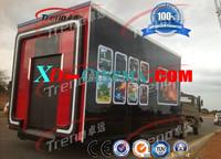 Newest truck mobile 5d 7d 9d cinema, mobile 5d theater factory