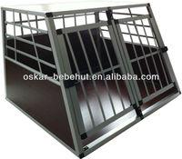 Aluminum Dog Transport Box