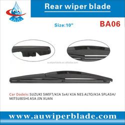2015 Excellent quality !! BOSSON manufacturer&supplier rear wiper blade, auto soft wiper blade