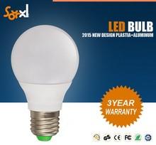 low price and MOQ 3w to 12w led bulb e27 7w led bulb lower cost