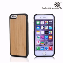 3D printing machine Real wood electroplating carbon fiber phone cover for iphone 6